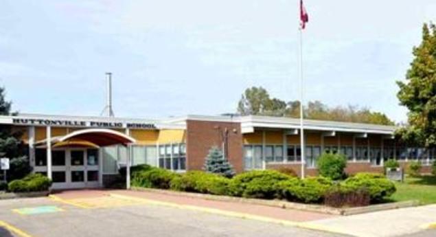 École publique de Huttonville