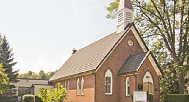 Huttonville United Church