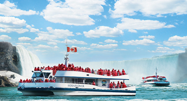 Hornblower Canada Cruises