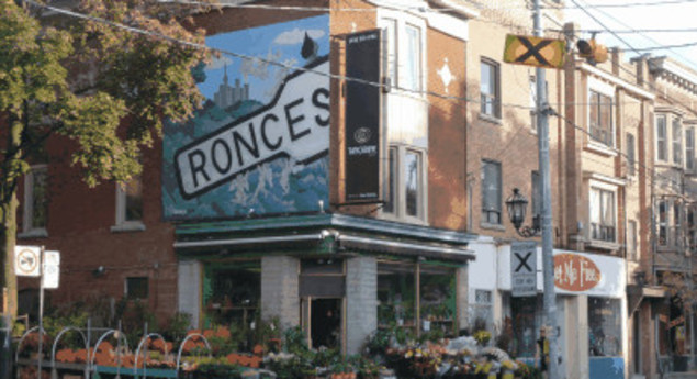 Roncesvalles Village
