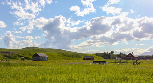 Bar-U Ranch National Historic Site