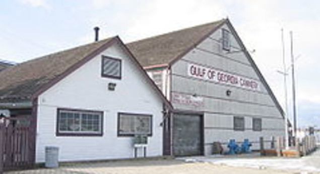Gulf of Georgia Cannery National Historic Site