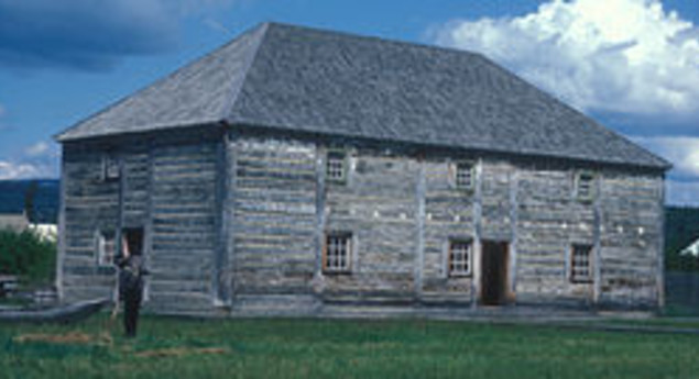 Fort St. James National Historic Sites