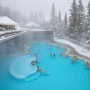 Sources thermales 'Upper Hot Springs' de Banff