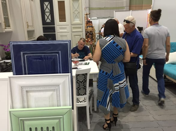 """Фото для новости """"Приглашаем на мебельную выставку в Крым"""""""