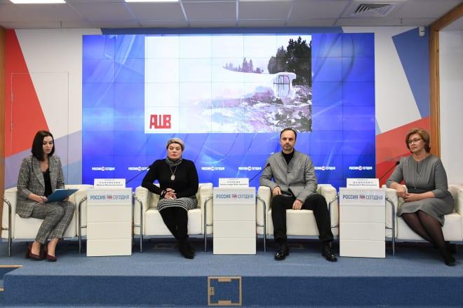 """Фото для новости """"Крым планируют сделать ведущей архитектурной площадкой России """""""