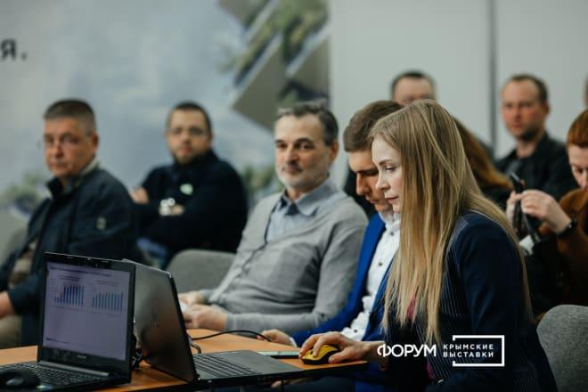 """Фото для новости """"Продолжается подготовка к осенней крымской строительной конференции"""""""