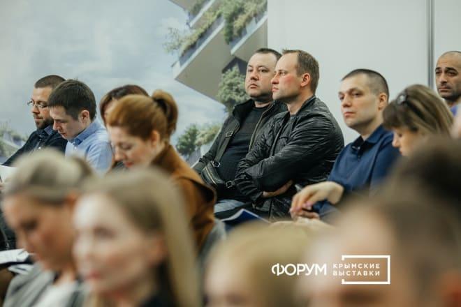 """Фото для новости """"Участниками конференции зарегистрировались более 100 крымских строительных компаний"""""""