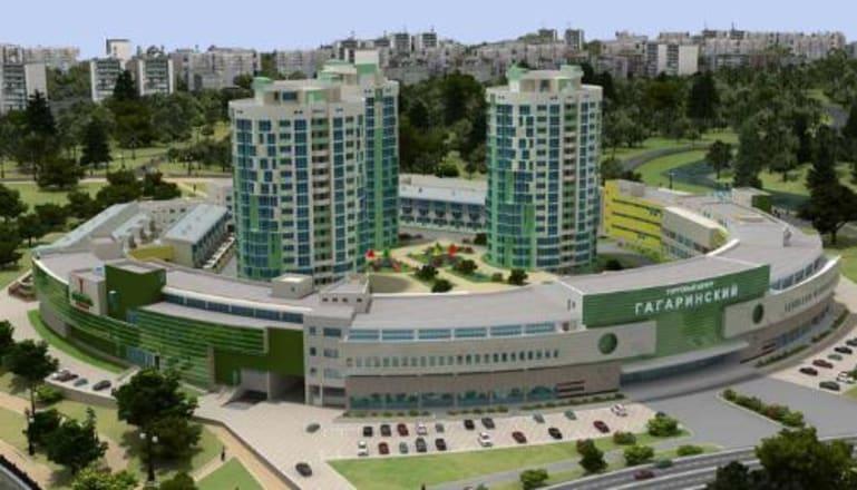 Фото с выставки «Крым. Деревянное строительство – 2020»