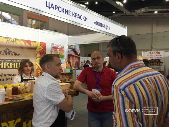 Фото с выставки «Крым. Мебель. Интерьер – 2021»