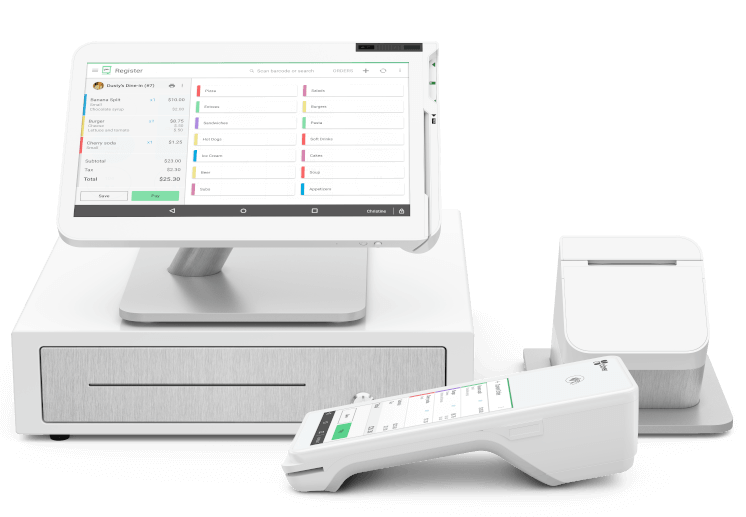 Clover POS Express Orders