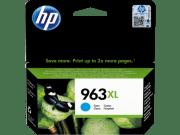 HP 963XL High Yield Cyan Ink 9010