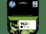 HP 963 Black Original Ink Cartridge 9010