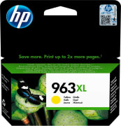 HP 963XL High Yield Yellow Ink 9010