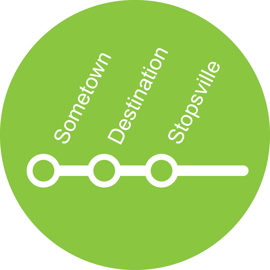 Crosstown Timetable Software - Customise Linemaps Icon