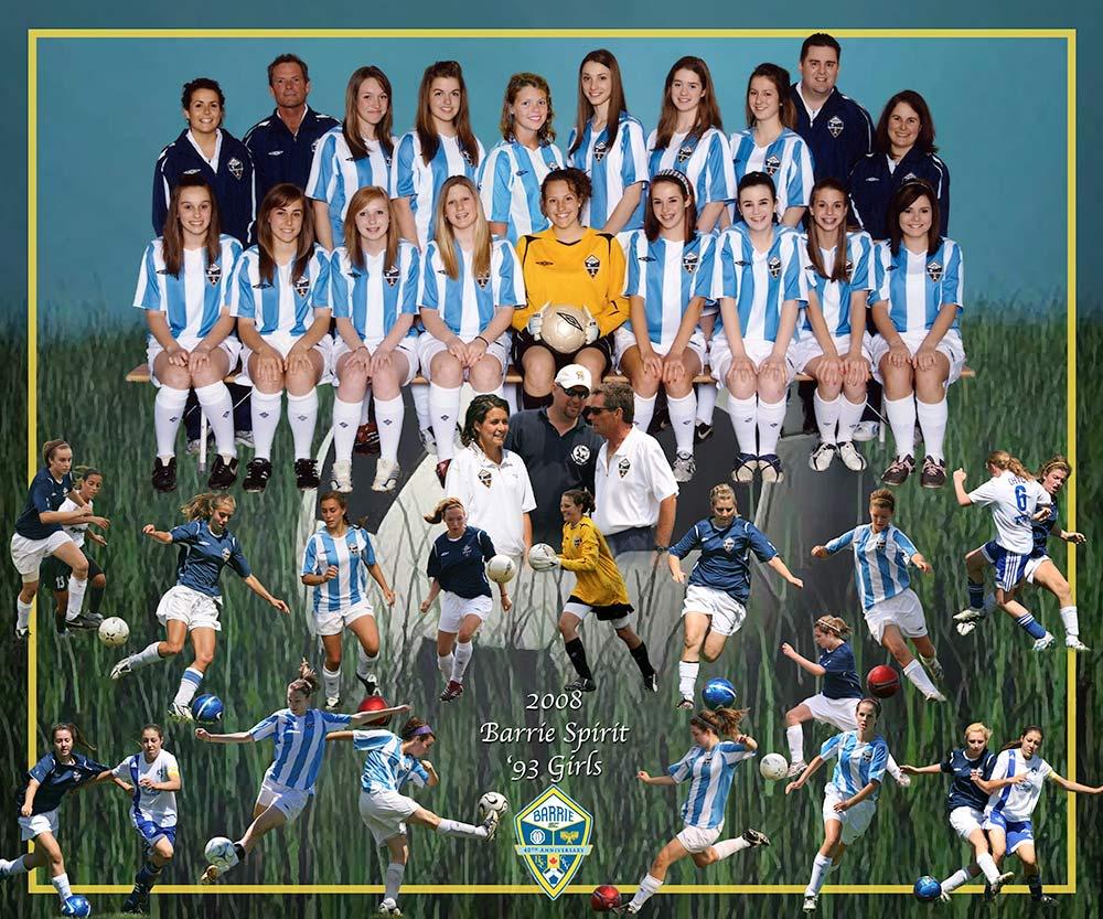 Soccer Montage