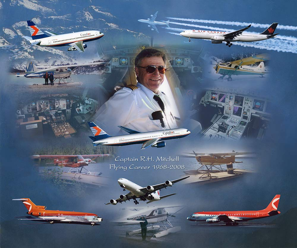 Retiring Pilot