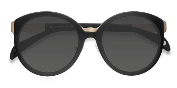 Black Sunshine -  Acetate Sunglasses