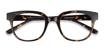 Honey Tortoise Flashback -  Classic Plastic Eyeglasses