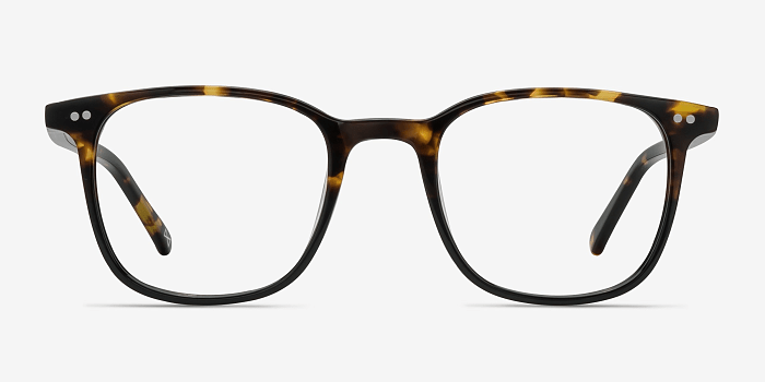 Amber Tortoise Sequence -  Acetate Eyeglasses