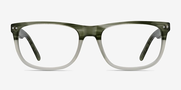 Green Koi -  Acetate Eyeglasses