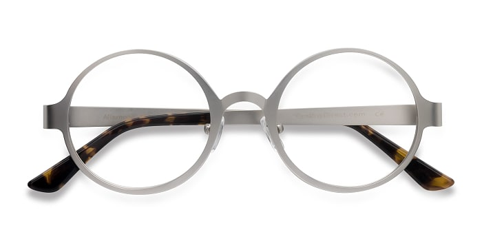 Silver Afternoon -  Fashion Metal Eyeglasses