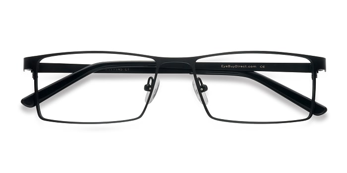 Black Herald -  Metal Eyeglasses