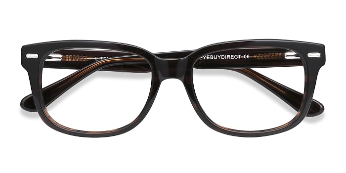 Brown Little John -  Fashion Acetate Eyeglasses
