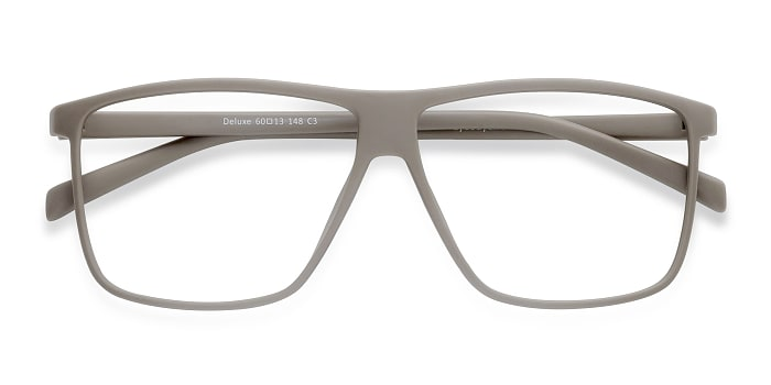 Light Green  Deluxe -  Fashion Plastic Eyeglasses