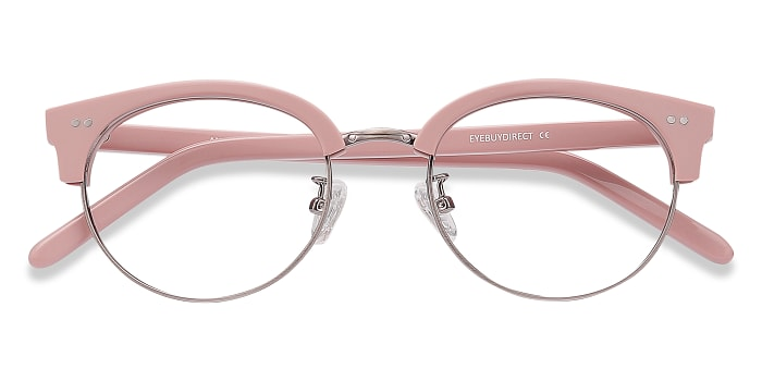 Pink Annabel -  Colorful Acetate Eyeglasses