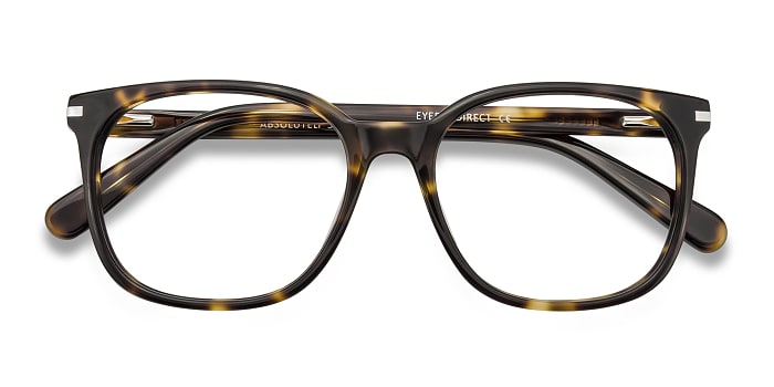 Tortoise Absolutely -  Acetate Eyeglasses