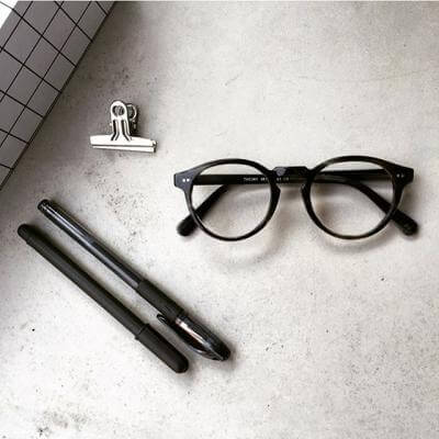 Theory Striped Granite Instagram EyeBuyDirect
