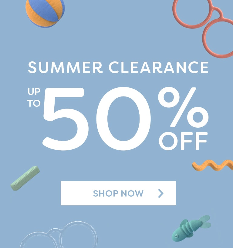 Summer Clearance 50% off