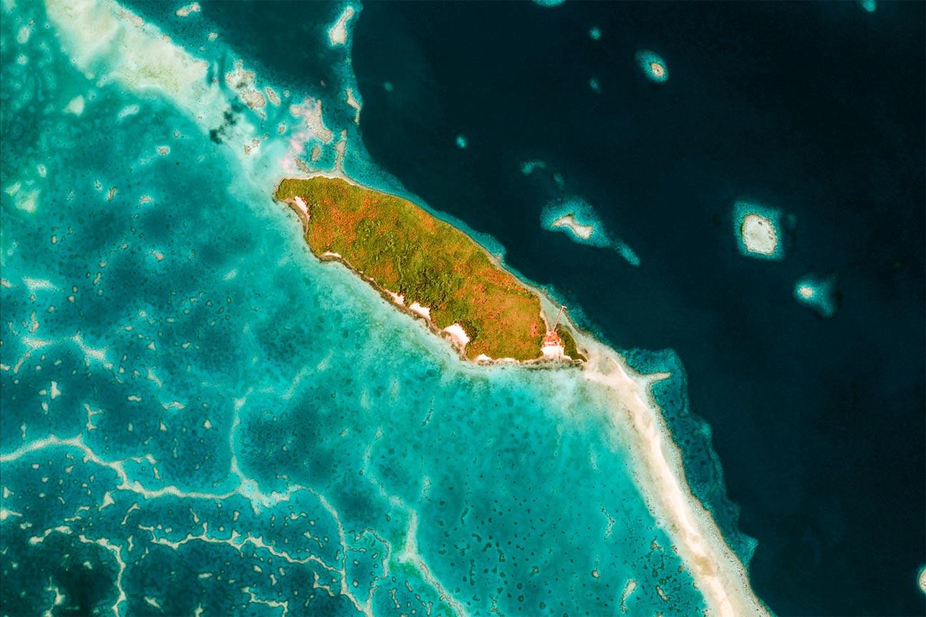 Google Earth - Raja Ampat