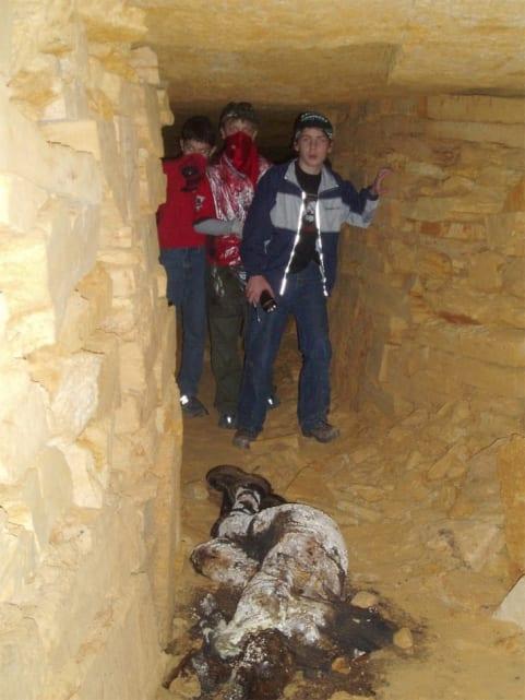 Odessa Catacombs, Masha