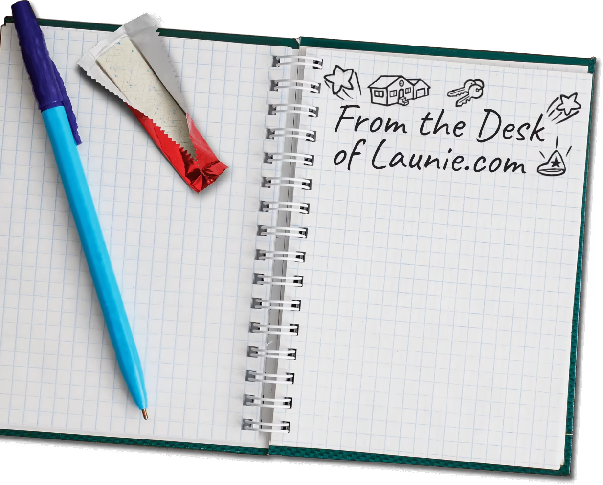 From the Desk of Launie.com
