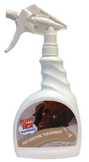cleaning products pet enzyme bottle