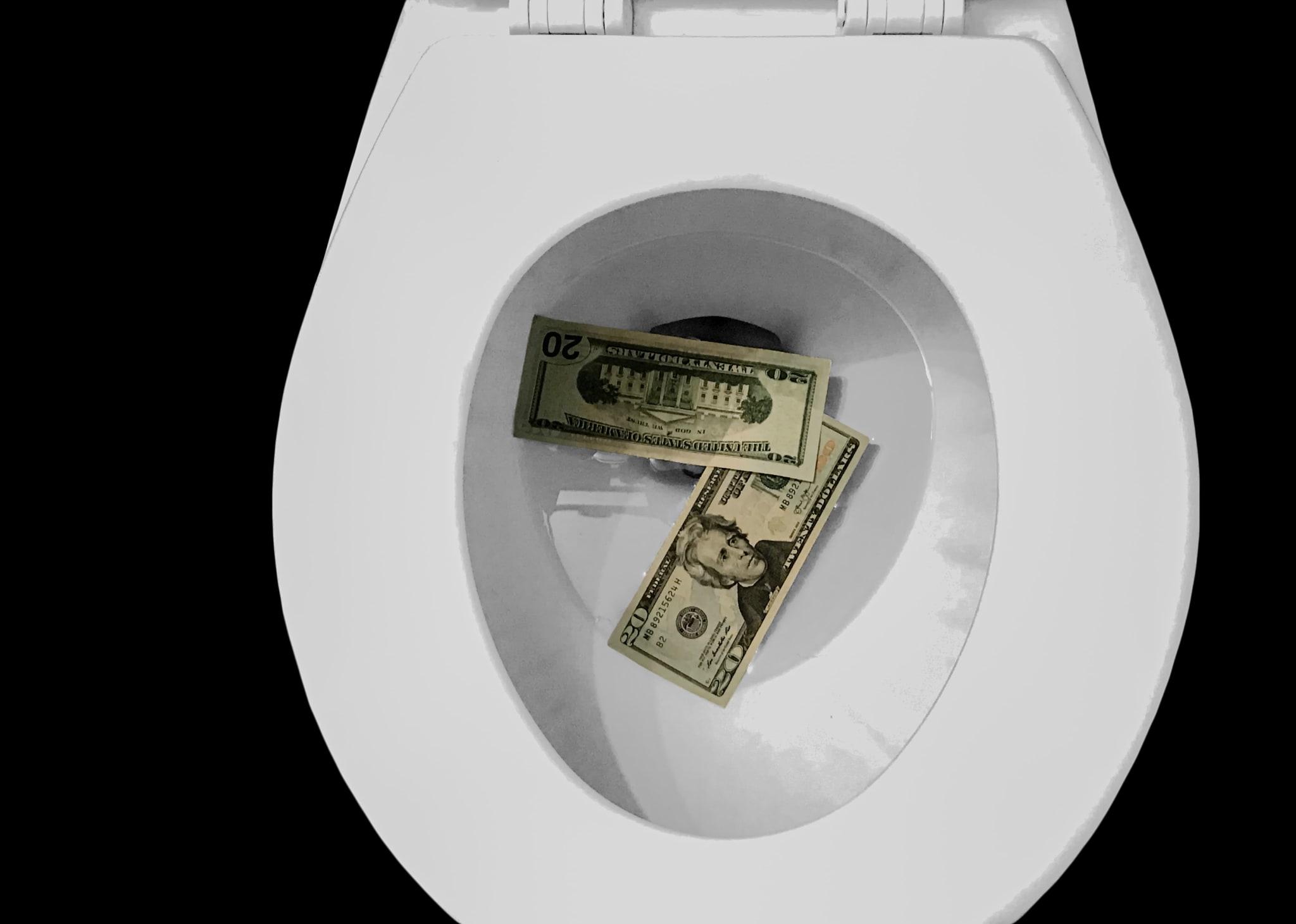 Filling vacancy money