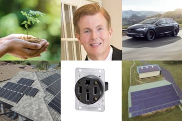 Striving for Sustainability Green renewable Energy
