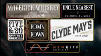 6 Top Flight American Whiskeys