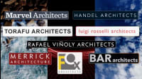 8 Noteworthy Architecture Firms