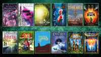 12 Adventure-Filled Middle Grade Fantasy Books