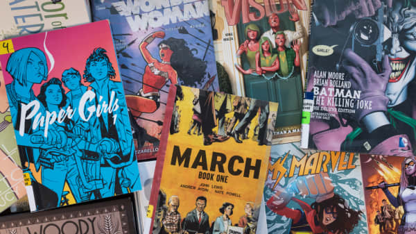10 Great Graphic Novels You Can Dive Right Into