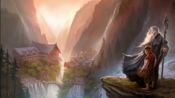9 Incredible Works of High Fantasy