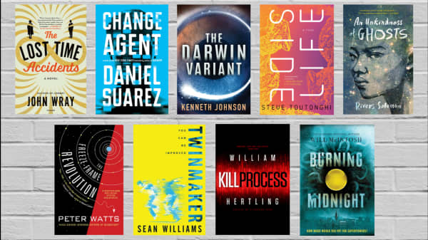 9 Must-Read Contemporary Sci-Fi Novels