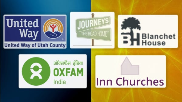 5 Organizations Providing Food & Shelter To Those In Need