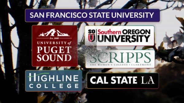 6 Top-Tier West Coast Colleges And Universities