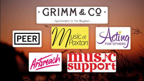6 Inspiring Arts Charities
