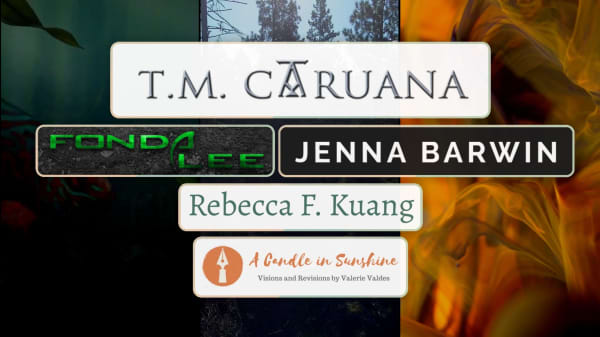 5 Talented Authors Writing Compelling Genre Fiction