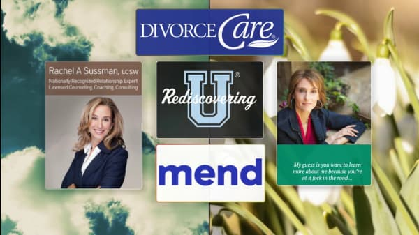 5 Resources for Those Navigating Divorce and Breakups